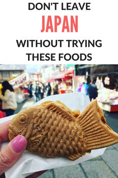 Foods you must try if you are travelling to Japan. #travel #japanesefood #traveljapan