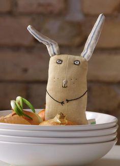 The spring rabbit.