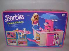 La cocina de la Barbie