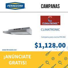 #Campanas para #cocina @climatronicgdl  http://www.ferrezone.mx  El mercado ferretero de México Anúnciate gratis