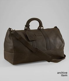 luscious. Nice traveling bag for a gift