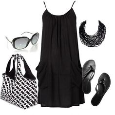 Black and White for Summer