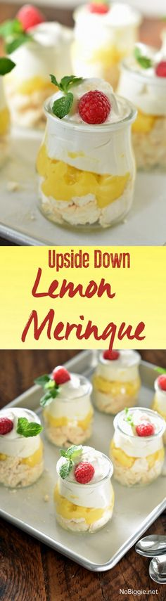 Upside Down Lemon Me