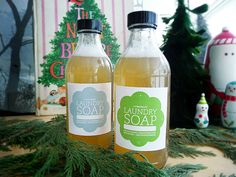 Love making my own cleaning products with doTERRA essential oils. Love these labels!!