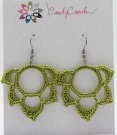 Les boucles d'oreilles de CandyCroch'