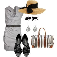 Modern Anne Shirley wardrobe.