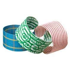 Bracelets en bouteille plastique