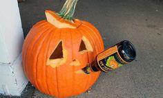Get some pumpkin beer for Thanksgiving!!!