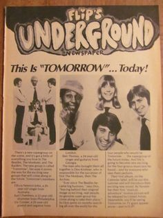Tomorrow, Olivia Newton John, Full Page Vintage Clipping 1970s Music, Olivia Newton John, The Monkees, Vintage Clip, The Beatles, Pin Up, Bring It On, Singer, Entertaining