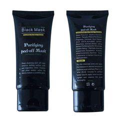 Black Mud Purifying Face Mask