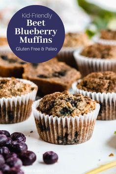 Beet Blueberry Muffins Recipe A Clean Bake All Gluten Free