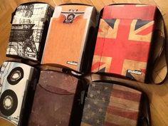 Madài: Bolsos de cartón reciclado