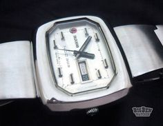 All Original Vintage RADO NCC 303 Automatic Space-Age Watch