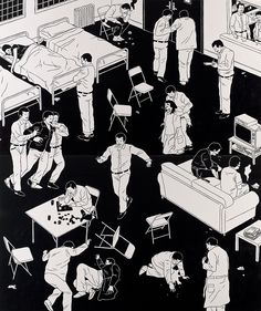 Cleon Peterson, circa 2009