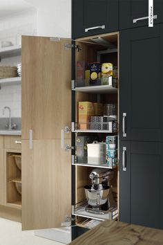 LB Kitchens by Pikcells, via Behance