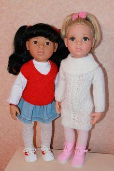 Люблю одевать кукол - Готц и Фейсики. / Одежда и обувь для кукол - своими руками и не только / Бэйбики. Куклы фото. Одежда для кукол