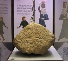 A Nine Men's Morris game found at Wharram Percy