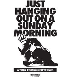 Motorcycle quote.  Sunday morning ride!  Our Sundays > yours
