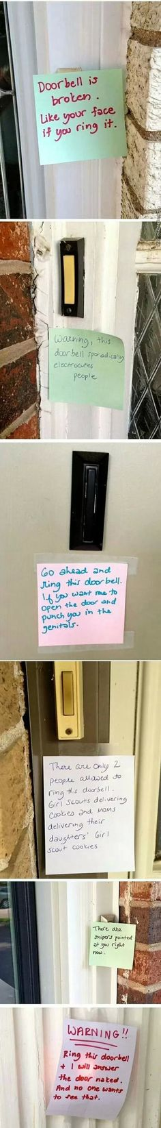 funny-doorbell-notes-threats-prank-warning