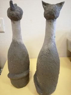Bottle cats