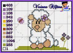 Little Lamb with Butterflies ...... Viviane Alfêna: Terceira Ovelhinha