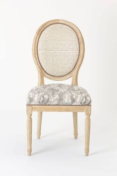 Circleback Dining Chair - anthropologie.com  $398.00