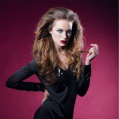 Collezione: Etherea Hairstylist: Cristiano Leuzzi, Alessio Giorgi (Colore) Make up: Carla Tibaldi Fotografia: Cristiano Leuzzi