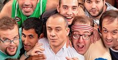 LA DIVERSIDAD ES EL FUTURO.: LA DIVERSIDAD EN LA PELÍCULA CAMPEONES. Couple Photos, Couples, Movies Free, Schools, Diversity, Professor, Champs, March, Future