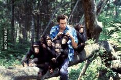 Everybody talking about new Star Wars, Jurassic Park and Avengers... And I'm still waiting for a new Ace Ventura's movie