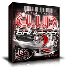 'Club Bangers Vol2′ is hot and ready for your new beats and productions. This is the sound of a new hip hop era.  Inspired by top producers and artists: Lex Luger, DJ Toomp, Cool & Dre, Rick Ross, T.I., Waka Flocka, Gucci Mane, Lil Wayne and more, this pack is a must have for this new age of beats  making.