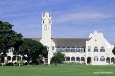 Grey High School - 2 Port Elizabeth, South Africa, Coastal, High School, Mansions, House Styles, Grey, Building, Travel