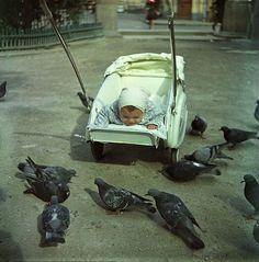 Фото 50 — 60-х годов из архивов легендарного журнала «Огонек» - ХРОНИКИ ПОСЛЕДНЕГО РУБЕЖА