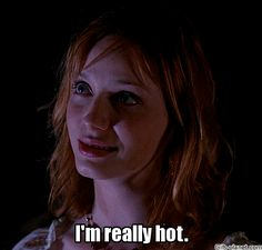 Indeed...Christina Hendricks ~ gif
