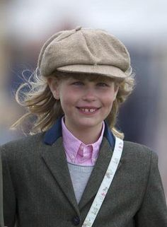 ladymollyparker:  Lady Louise Mountbatten-Windsor at the Royal Windsor Horse Show, May 11, 2013