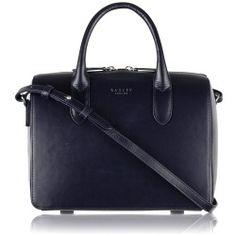 Radley London Bloomsbury Small Grab Bag Navy