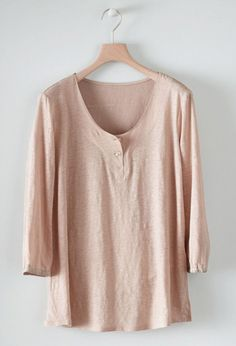bliss blog - i heartmonday:: Poetry Jersey Top