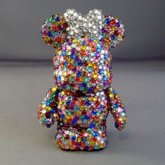 Bedazzled Miss Mouse Technicolor Version by FlightsofFancyDesign, $42.00