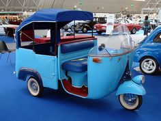 Piaggio Ape TM D photos. Piaggio Ape TM D photos - one of the models of cars manufactured by Piaggio Vespa Bike, Vespa Scooters, Piaggio Vespa, Vespa Lambretta, Beach Cars, Pocket Bike, Vintage Campers Trailers, Unique Cars, Small Cars