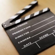 How to Make a Real Movie Clapper Board