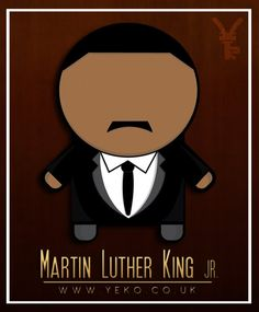 Martin Luther King JR. from my blog today