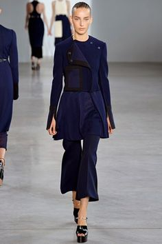 Trouser trend - palazzo or cropped, spring/summer 2015 - click to see full gallery