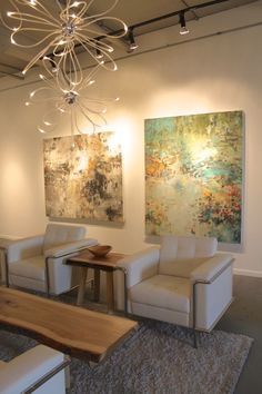 Original Painting and Studio design by Amy Donaldson