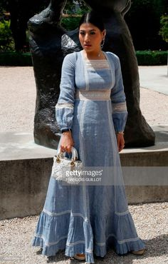 Princess of Thailand Sirivannavari Nariratana poses during the photocall before the Christian Dior's 2018-2019 Fall/Winter Haute Couture collection fashion show in Paris, on July 2, 2018. Thai Princess, Princess Style, Nice Dresses, Girls Dresses, Thai Dress, Sexy Asian Girls, Girl Photography, Trendy Outfits, Fashion Show