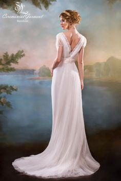 Wedding dress Dolly from Svetlana Lyalina