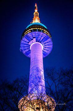 Seoul Tower, South Korea