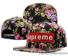 Supreme Snapback Flower Green|only US$8.90,please follow me to pick up couopons.