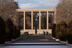 cranbrook art museum & library - Eliel Saarinen