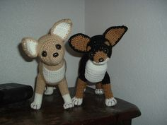 Ravelry: TiChi Dog Pattern pattern by AuntB