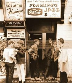 Boy went there many times on Wardour Street to see Georgie Fame