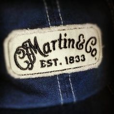 What a great hat! If only I could get one of my very own... oh, wait! Here:   https://www.martinguitar.com/clothing/hats/detail/39-hats/flypage/1105-cf-martin-navy-blue-baseball-cap.html?sef=hcfp